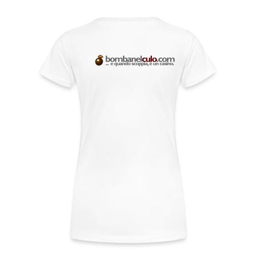 T-Shirt donna Amico di ciccio - Maglietta Premium da donna