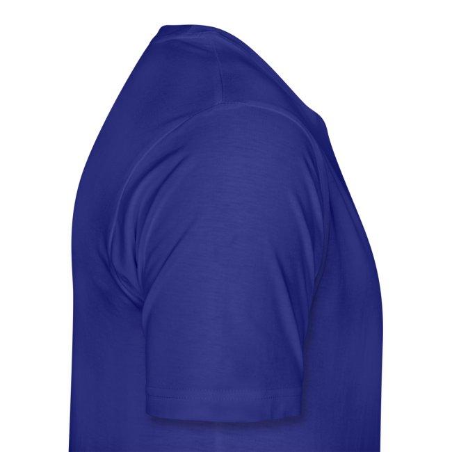 Controller - Shirt: hellblau; Druck: blau