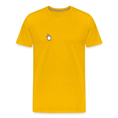 Arrastrame ¡Reflectante! - Camiseta premium hombre