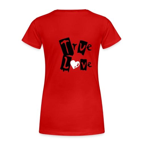 T-CHIRT FEMME - T-shirt Premium Femme