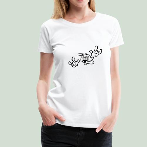 Verrückt nach Dir! - Frauen Premium T-Shirt