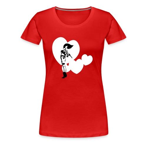 Cowgirl - Women's Premium T-Shirt
