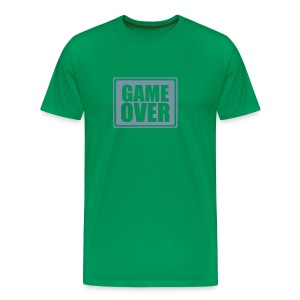 GAME OVER t - Men's Premium T-Shirt