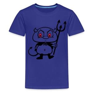 Devil Kids - Teenager Premium T-shirt