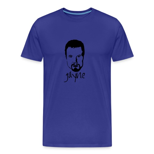 Jayne - Heroics Quote - Men's Premium T-Shirt