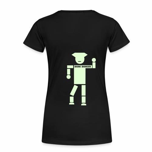Girlie Glown in the Dark - Frauen Premium T-Shirt