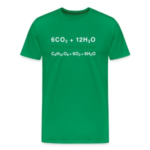 Photosynthese - Männer Premium T-Shirt