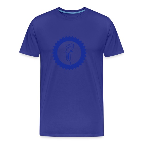 Individuelles Slotcar Shirt - Männer Premium T-Shirt