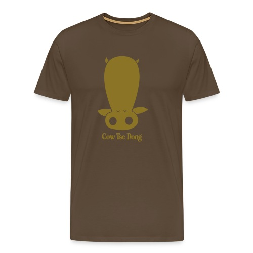 Cow Tse Dung - Men's Premium T-Shirt