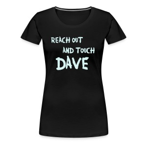Reach Out Power-Reflex Girlie - Frauen Premium T-Shirt