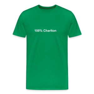 100% Charlton - Men's Premium T-Shirt