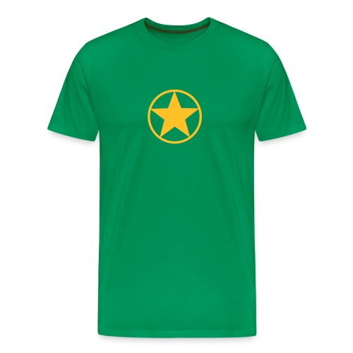 Five Star II. - Männer Premium T-Shirt