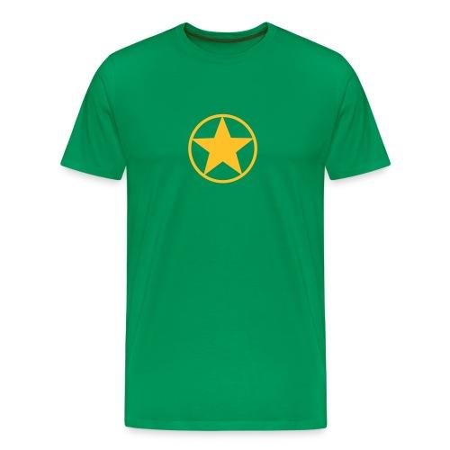 Five Star II. - Männer Premium T-Shirt