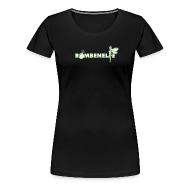 T-Shirts ~ Frauen Premium T-Shirt ~ bombenelfe-contcl-vfglow