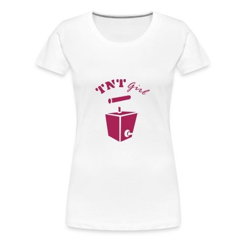 TNT 2 - T-shirt Premium Femme