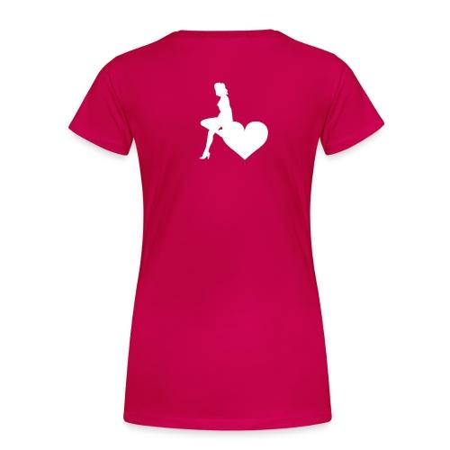 I'M IN LOVE - T-shirt Premium Femme