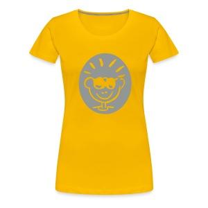Smile! - freie Farbwahl - Frauen Premium T-Shirt