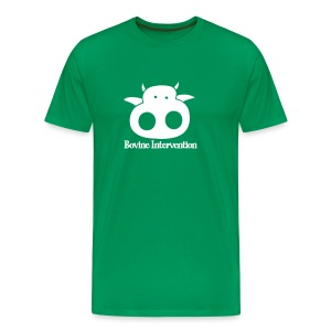 Bovine Intervention - Men's Premium T-Shirt