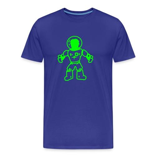 Spaceman tee - Men's Premium T-Shirt