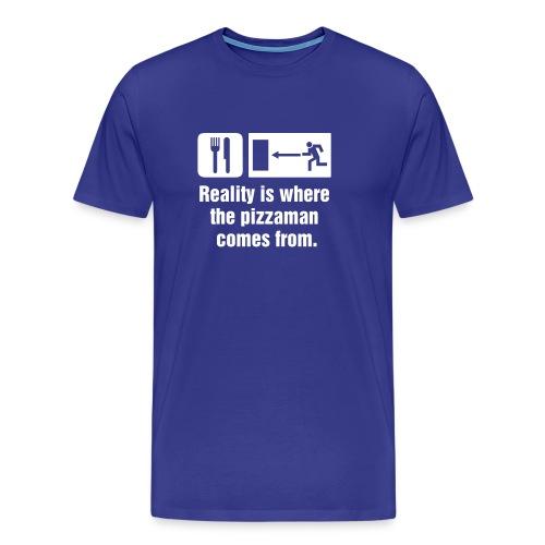 Reality tshirt - Men's Premium T-Shirt
