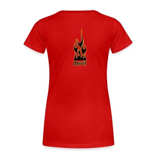 fac51angel - Camiseta premium mujer