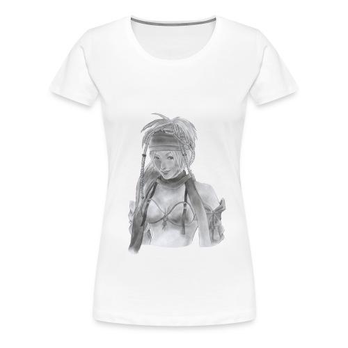 Classique Rikku Final Fantasy X-2 - T-shirt Premium Femme