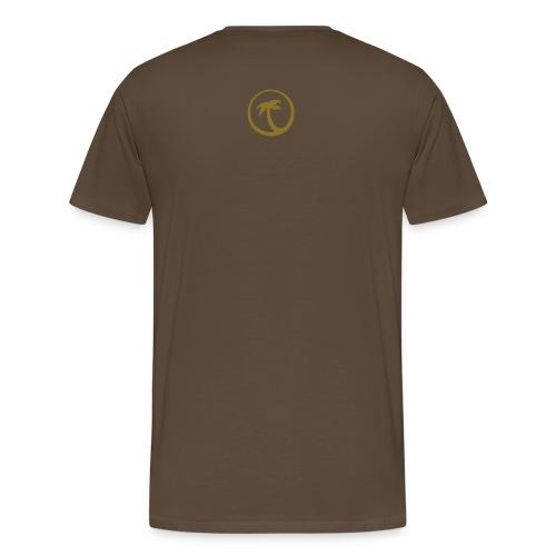 Comfort-T Natur - T-shirt Premium Homme