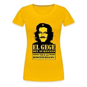 El Gégé Del Suresnes (t-shirt femme) - T-shirt Premium Femme