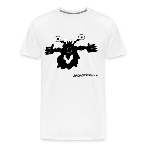 Big Monster - Männer Premium T-Shirt