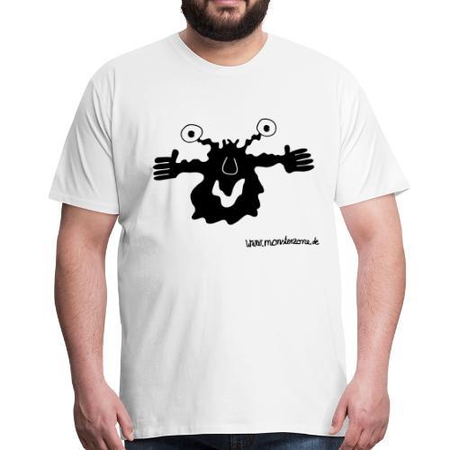 Big Monster - Männer Premium T-Shirt