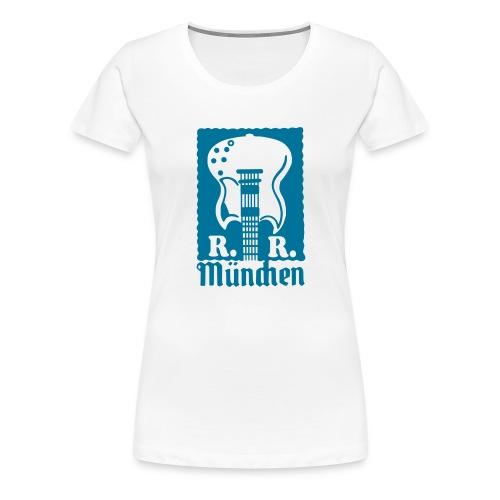 Rock & Roll MÜNCHEN - Frauen Premium T-Shirt