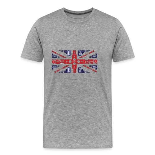 British Music - Mens - Men's Premium T-Shirt
