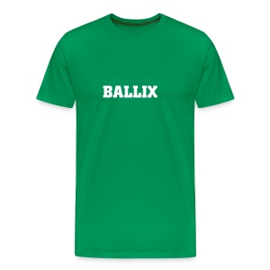 Bottlegreen Ballix Comfort T - Men's Premium T-Shirt