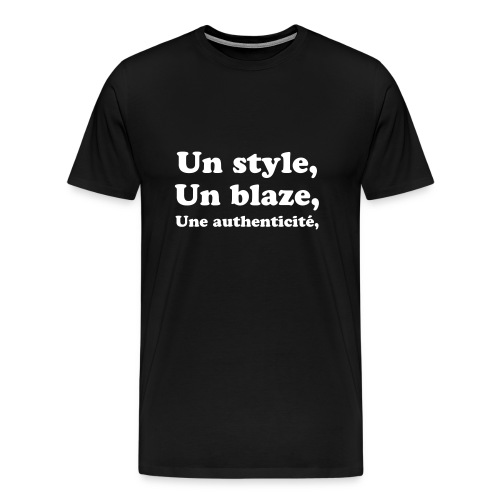 On a notre style - T-shirt Premium Homme