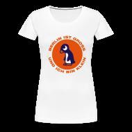 T-Shirts ~ Frauen Premium T-Shirt ~ Artikelnummer 2877926