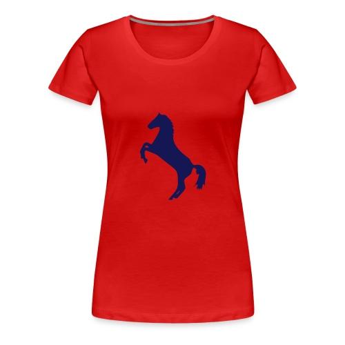 T-SHIRT FEMME COL ROND - T-shirt Premium Femme