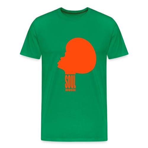T-shirt Soul music - T-shirt Premium Homme