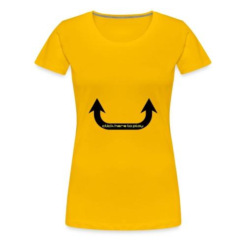 Click Mujer - Camiseta premium mujer