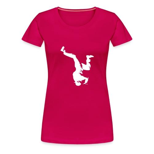 Girl Tee 1 Summer Coll. - Premium T-skjorte for kvinner
