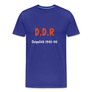 East German 1 - Men's Premium T-Shirt