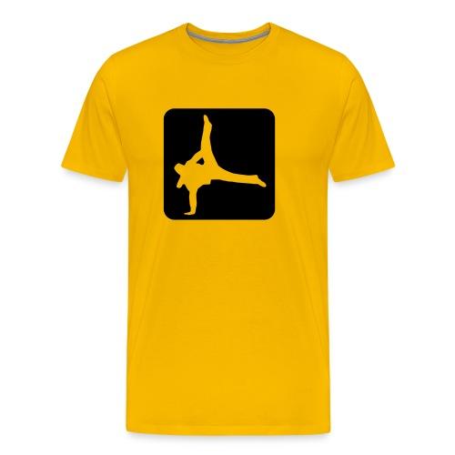 Breakdancing T-Shirt - Men's Premium T-Shirt