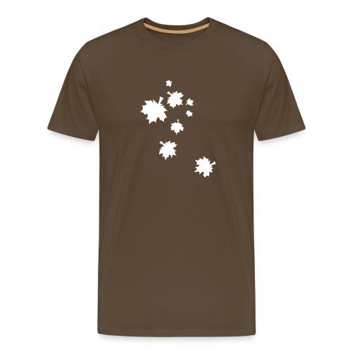 CF Leaves III - Men's Premium T-Shirt