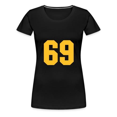 Tshirt F 69 - T-shirt Premium Femme