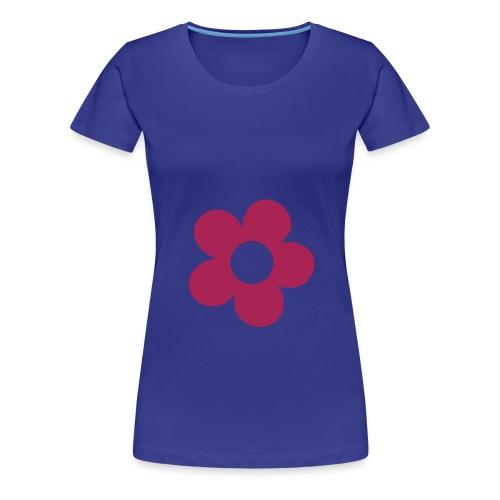 Flower - T-shirt Premium Femme