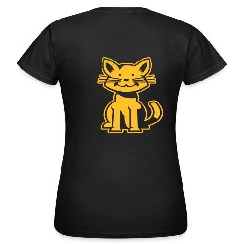 Katze! - Frauen T-Shirt