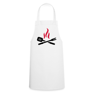 White grill  Aprons