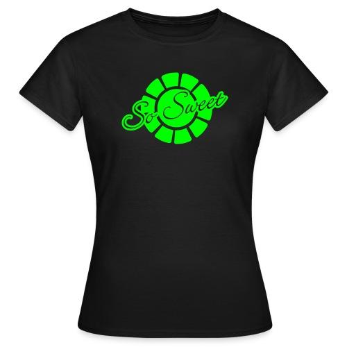 sosweet - T-shirt Femme