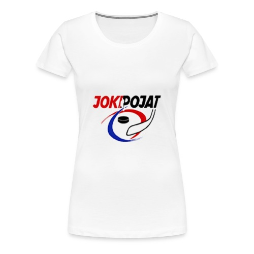 Naisten Paita - Naisten premium t-paita