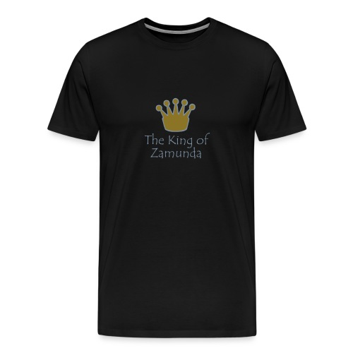 XXXL King of Zamunda - Men's Premium T-Shirt
