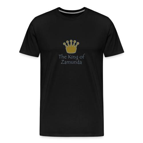 XXXL King of Zamunda - Men's Premium T-Shirt
